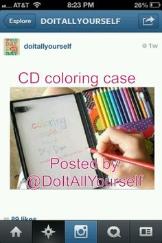 Follow @doitallyourself on instagram for awesome DIY crafts!