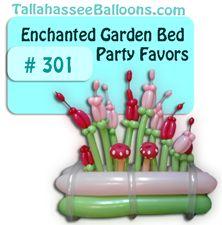 balloon basket flower fairies
