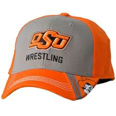 87e22b13341 Oklahoma State Cowboys Wrestling Apparel Blue Chip Wrestling