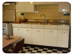 AMERICAN KITCHEN! The kitchen I love :-)