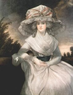 Drummond Smith, née Cunliffe by Sir Joshua Reynolds (Castle Ashby House - Castle Ashby, Northamptonshire, UK)