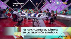 678 - Rafael Correa dio cátedra en la televisión española - 17-12-14 (2 ...