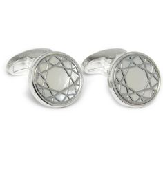 WOW aren't these great?! Paul Smith Shoes & AccessoriesPatterned Mother-of-Pearl Cufflinks|@MRPORTERLIVE