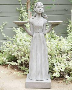 Statue Garden Ornament Outdoor Tree Decorations Radient E.t Tree Face Sculpture