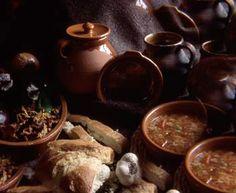 La nave de Asterión: Las comidas de Don Quijote - Receta - Sopa Cana de cocido Manchego