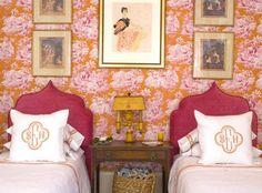 cute guest room idea