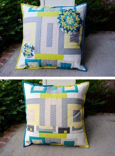 Pillow by Jana O'Brien #MakeitRight