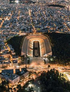 Modern Art Deco, Empire State Building, Paris Skyline, City Photo, Street, Photography, Travel, Instagram, Athens Greece