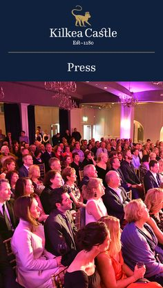Kilkea Castle in the Media: Kilkea Castle to Reopen as Luxury Hotel in Ireland.