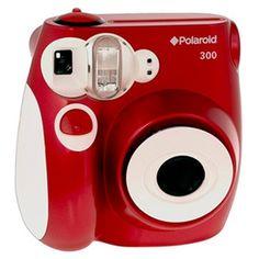 Polaroid POLAROID 300 (rouge)