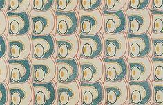 Book End Paper / Vorsatzpapier – Hoffmann, Josef, Wien, 1902 (via Paper « paperama – Blog on paper, patterns and bookbinding)