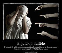 El Juicio Infalible.