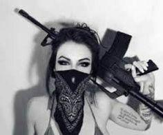 guns with Bad girls