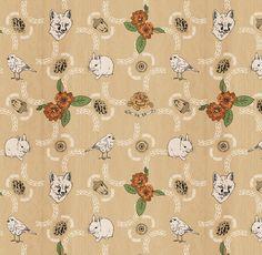 Animal & People patterns - Olivia Mew