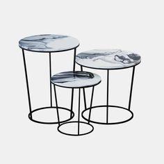 Chiara Tables - Monologue London