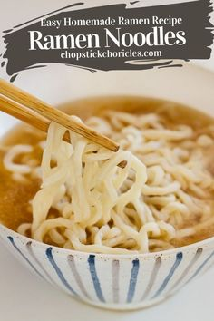 Easy homemade ramen noodles recipe without using a noodle-making machine. You can make delicious noodles at home with just 4 ingredients. #japaneseramen #noodlerecipes #recipes #noodlerecipeseasy #noodlerecipessoup  #noodles #recipeseasy #ramennoodlerecipes Ramen Noodle Recipes Homemade, Ramen Recipes, Asian Recipes, Ethnic Recipes, Ramen Restaurant, Restaurant Recipes, Japanese Street Food, Japanese Food, Japanese Noodle Dish