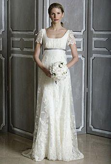 Brides: Carolina Herrera - Spring 2009. Featured In: Carolina Herrera - Spring 2009