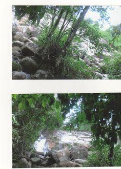 Cachoeira em Parque Nacional Serra dos Órgãos, RJ