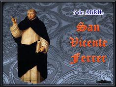 Leamos la BIBLIA: San Vicente Ferrer
