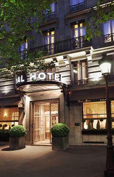 Image of Royal Hotel, Paris