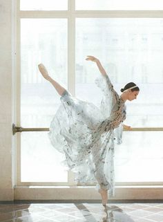 First Position: San Francisco Ballet principal Maria Kochetkova in Dolce&Gabbana Spring Summer 2014, C Magazine USA March 2014
