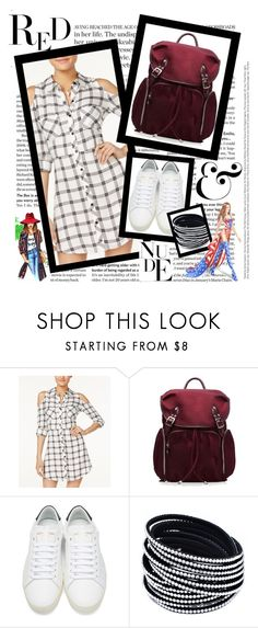 """""""Shirt Dresses"""" by blinking-beauty ❤ liked on Polyvore featuring Material Girl, M Z Wallace, Yves Saint Laurent, WALL and Victoria's Secret"""