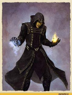 The-Elder-Scrolls-фэндомы-Skyrim-TES-art-788345.jpeg (464×604)