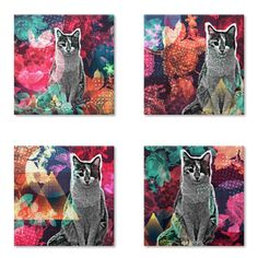 Magneto Cosmic Kitty de @jurumple | Colab55