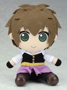 AmiAmi [Character & Hobby Shop] | Hakuouki - Plush Series 21: Heisuke Toudou Western Costume ver.(Released)
