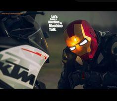 Iron man rc 390