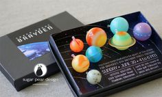 outer space birthday party | www.sugarpeardesign.com | © 2012 Sugar Pear Design LLC