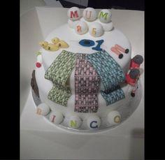 Cake Decorating Materials Uk : Bingo Themed Cakes on Pinterest Bingo Cake, Cake ...