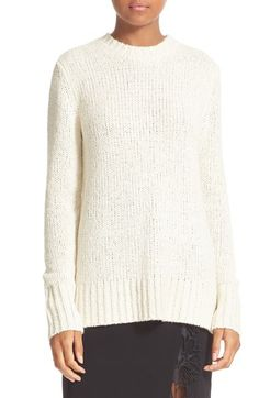 A.L.C. Francisco Silk & Cashmere Sweater available at #Nordstrom