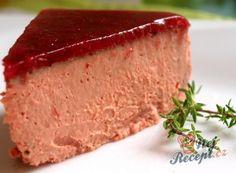 Utopenci - nejlepší co znám   NejRecept.cz Meatloaf, Cornbread, Vanilla Cake, Cheesecake, Food And Drink, Low Carb, Menu, Snacks, Cooking