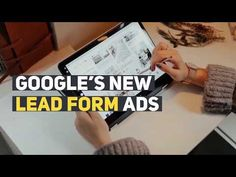 Google Lead Form Ads - Our Marketing Agency Explainer Video Inbound Marketing, Marketing Tools, Internet Marketing, Digital Marketing, Search Advertising, Advertising Campaign, Small Business Marketing, Online Business, Boost Mobile