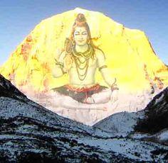 Lord Shiva Mount Kailash