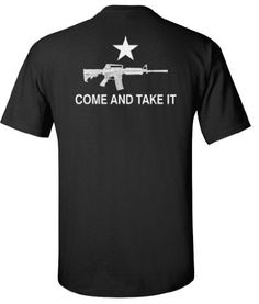 Black AR-15 Come and Take It T-Shirt, http://www.amazon.com/dp/B00801Q8P2/ref=cm_sw_r_pi_awdl_yO.Psb12W3KZR