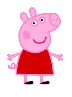 Crafting with Meek: Peppa Pig SVG