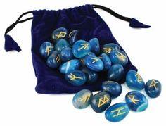 Blue Onxy Rune Set