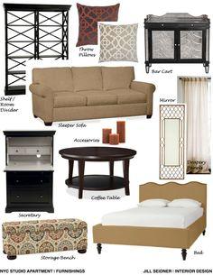 Apartment Design Concepts jill seidner | interior design: concept boards | decor inspiration