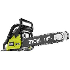 Special Offers - Factory Reconditioned Ryobi ZRRY3714 14 in. 37cc 2-Cycle Gas Chainsaw - In stock & Free Shipping. You can save more money! Check It (September 29 2016 at 10:05PM) >> http://aircompressorusa.net/factory-reconditioned-ryobi-zrry3714-14-in-37cc-2-cycle-gas-chainsaw/