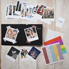 Karşınızda Anı Kitabı! Anılarına dokundun, şimdi sıra onlara hem dokunup, hem yazmakta! Yaratıcılığını konuşturacağın, fotoğraf albümü olarak da kullanabileceğin Anı Kitabı; 24 siyah kalın sayfa, 24 adet Pola Kart ve rengarenk çok işlevli dekoratif yapıştırıcılardan oluşuyor. #design #scrapbook #scrapbooking #theresetgirlshop #scrapbookkit #decorating #stickers #memorykeeping #memories #colorpalette #projectlife #creativityfound #love #decoration #sosyopix #polaroid #suprise #gift