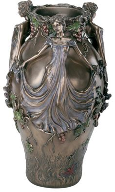 Art Nouveau vase. This is Stunning!