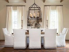 Dining Areas | Bay Hill Design | Austin TX