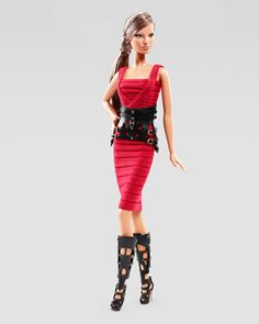 Herve Leger Herve Leger by Max Azria Collector's Barbie Doll - Neiman Marcus @Lindsay Hills