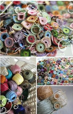 Crochet Thread
