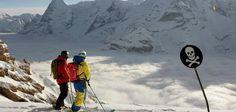 Switzerland backcountry