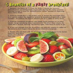 5 Benefits of Fruit