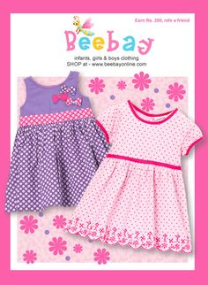 Buy #Beebay Quality, Gorgeous, Unique & Affordable Fancy, casual, party dresses and clothes for kids,infants, and Todllers
