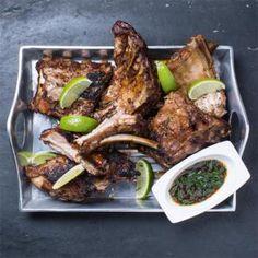 Grillreceptek.hu - Grill receptek valódi grillezéshez Spare Ribs, Pulled Pork, Tandoori Chicken, Chicken Wings, Ketchup, Bbq, Ethnic Recipes, Food, Octopus Salad